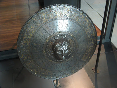 gorgon's shield